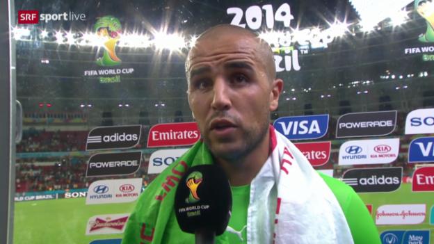 Video «Interview mit Yacine Brahimi» abspielen