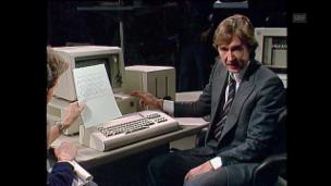 Video «MTW: Arbeitswelt der Zukunft (1980)» abspielen
