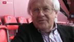 Video «Gilbert Gress tritt ab – ein Porträt» abspielen