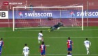 Video «FCZ vs. FC Basel: Klassiker endet 0:0» abspielen