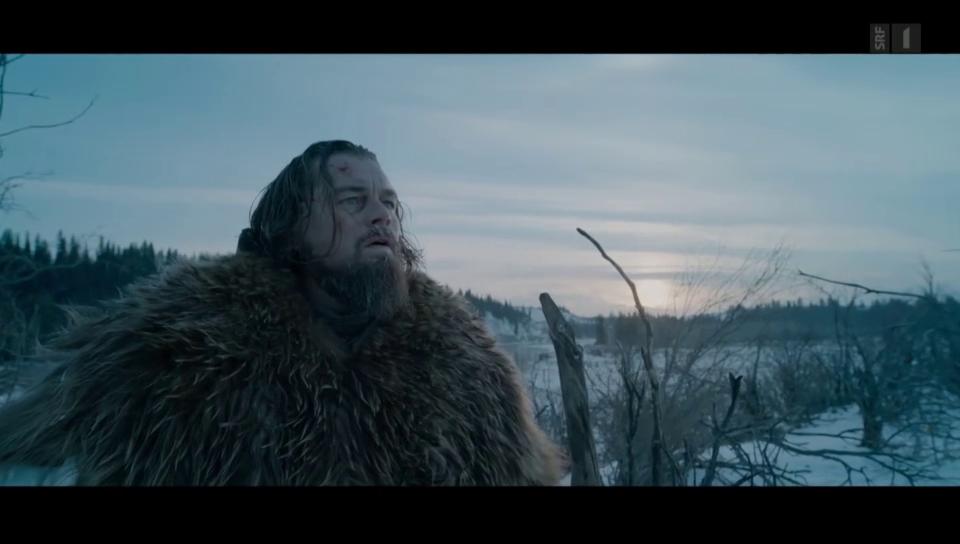 Leonardo DiCaprio: Dreharbeiten unter Extrembedingungen