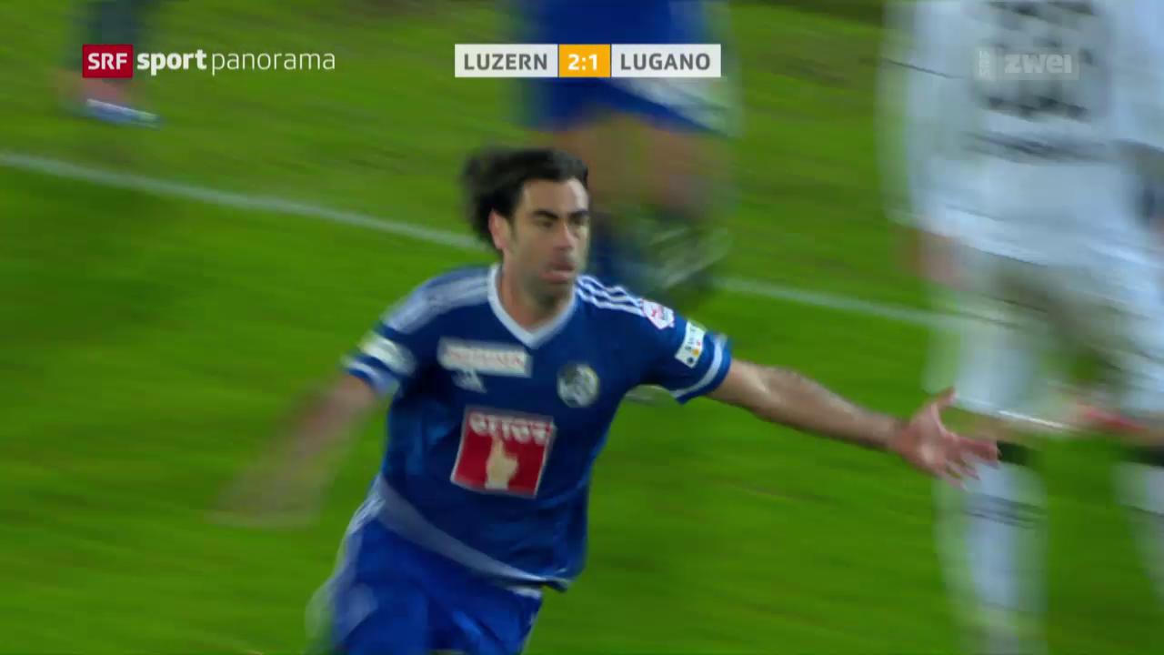 Sieg in der 95. Minute: Puljic schockt Lugano