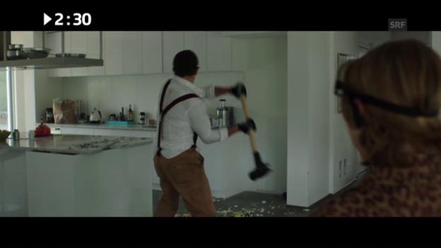 Video «Im Kino: «Demolition»» abspielen
