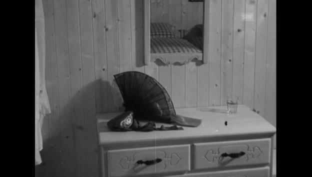 Video «Das Musterbauernhaus - Olma 1947 (Schweizer Filmwochenschau)» abspielen