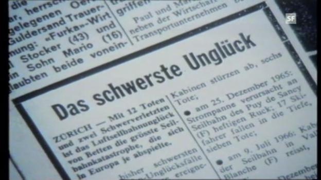 Video «1972: Das Unglück auf der Bettmeralp» abspielen