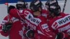 Video «Davos unterliegt Kanada trotz perfektem Start» abspielen