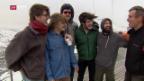 Video «Konzert in luftiger Höhe» abspielen