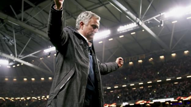 Video «Jose Mourinho über seine Ambitionen in der Champions League» abspielen