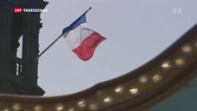 Video «Viele Unentschlossene in Frankreich» abspielen
