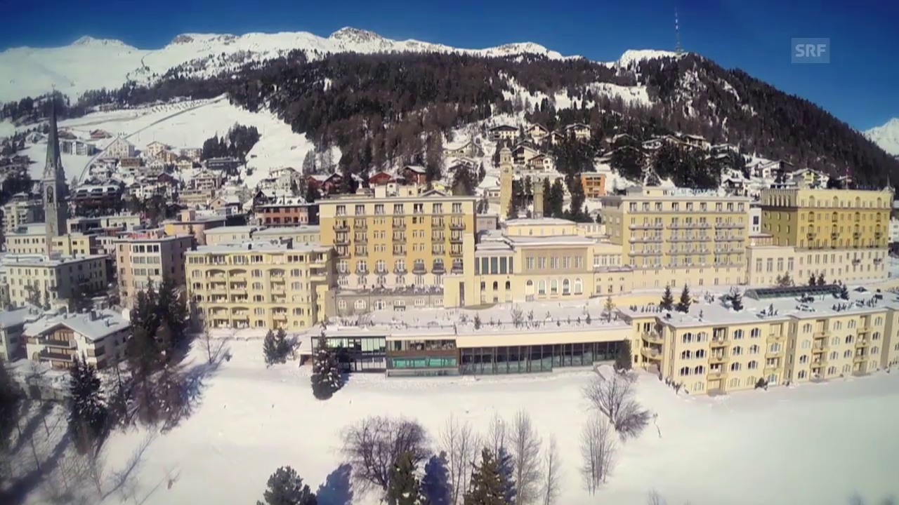 Kulm Hotel, St. Moritz