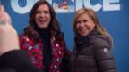 Video «Katharina Witt: Die Eiskunstläuferin blickt zurück» abspielen