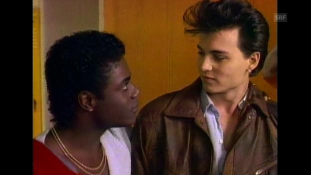 Video «Johnny Depp in «21 Jump Street»» abspielen