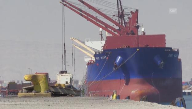 Video «Das Ende der Sanktionen und die Hoffnung auf Aufschwung» abspielen