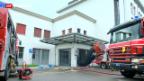 Video «Patienten wegen Spitalbrand evakuiert» abspielen