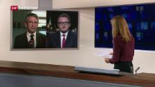Video «Kann Brüssel den «Inlandervorrang light» akzeptieren?» abspielen