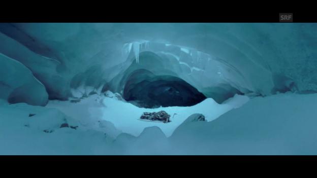 Video «In Locarno: «Iceman»» abspielen