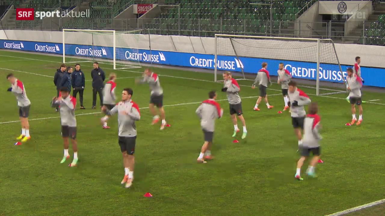Fussball: Der Nati-Gegner Kroatien