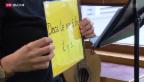 Video «Umfrage: Parlament will Frühfranzösisch» abspielen