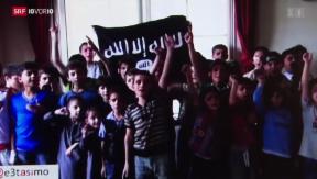 Video «Die Leiden der Kinder und Jugendlichen unter dem IS» abspielen