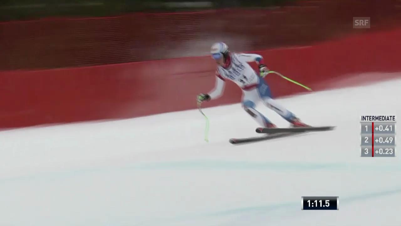 Fahrt von Carlo Janka («sportlive»)