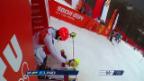 Video «Ski Alpin: Slalom der Männer, 1. Lauf von Andre Myhrer (sotschi direkt, 22.2.2014)» abspielen