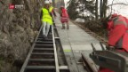 Video «Schienenbau am Steilhang» abspielen