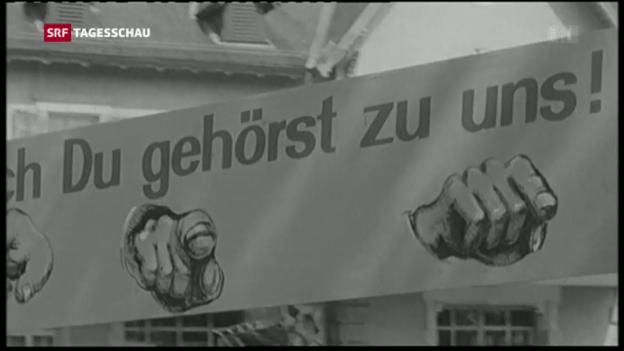 Video «Bedeutung der Gewerkschaften schwindet» abspielen