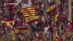 Video «Demo für ein geeintes Spanien» abspielen