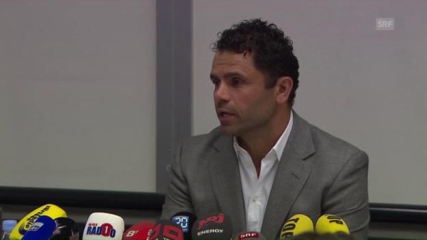 Video «Neo-FCZ-Trainer Uli Forte zu seiner neuen Aufgabe» abspielen