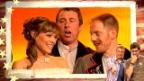 Video «Plätze 19 bis 16: Peter Reber, Francine Jordi und JK Wiesenberg und Baschi» abspielen