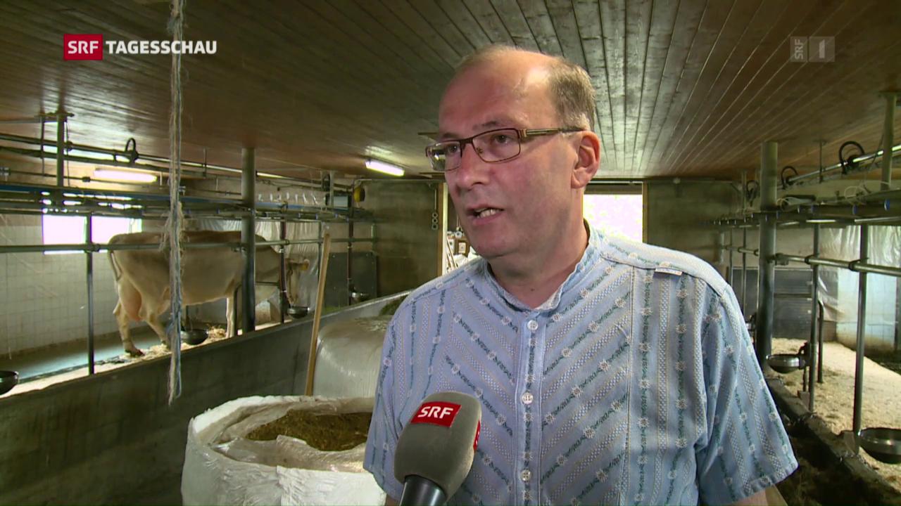 Ritter: «Viele Bauer müssen umdenken»
