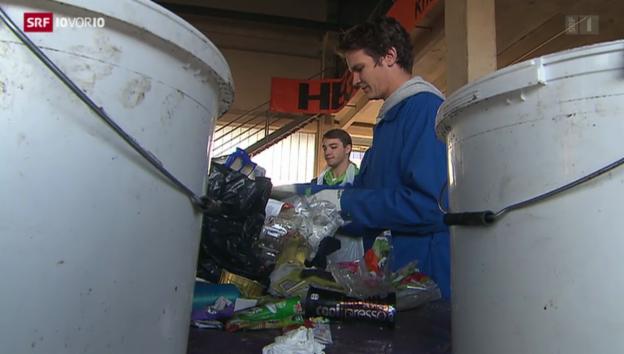 Video «Steigende Lebensmittelverschwendung» abspielen