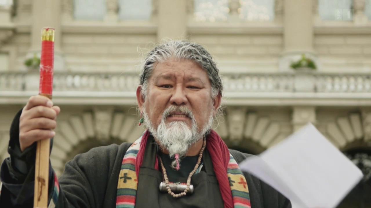Der tibetische Krieger