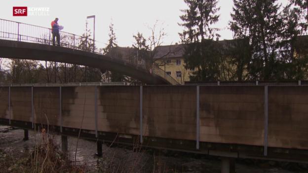 Video «Umfahrung Liestal muss notfallmässig saniert werden» abspielen