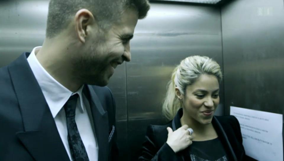 Babyglück: Shakira ist schwanger