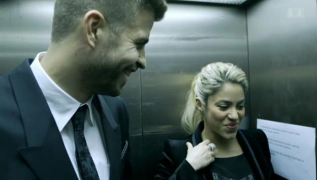 Video «Babyglück: Shakira ist schwanger» abspielen