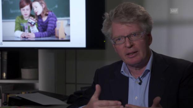 Video «Was soll die Studie? Forscher Schumacher erklärt (SRF)» abspielen