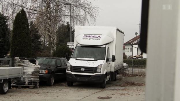Video «Autoreparatur in Deutschland: Teure Überraschung am Zoll» abspielen