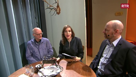 Laschar ir video «Il stan e las sfidas da la scena dal teater popular rumantsch»
