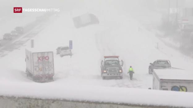 Video «Tiefster Winter im Frühling» abspielen