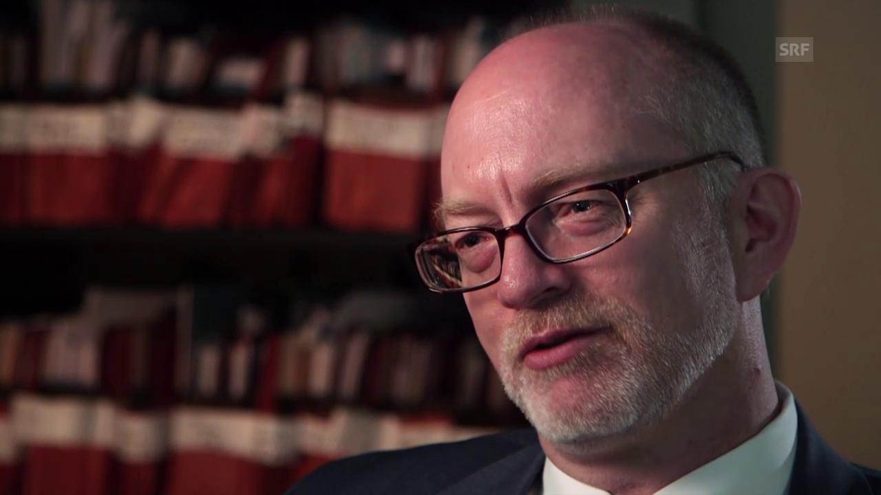 Kurt Schulzke über die Ethik von Whistleblowing (eng.)