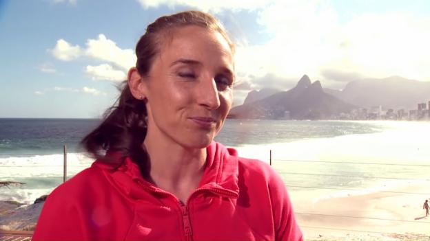 Video «Büchler über Moser: «Sie ist ein Riesen-Talent»» abspielen
