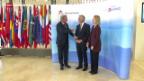 Video «Baldige Gespräche Schweiz-EU zu Bilateralen geplant» abspielen