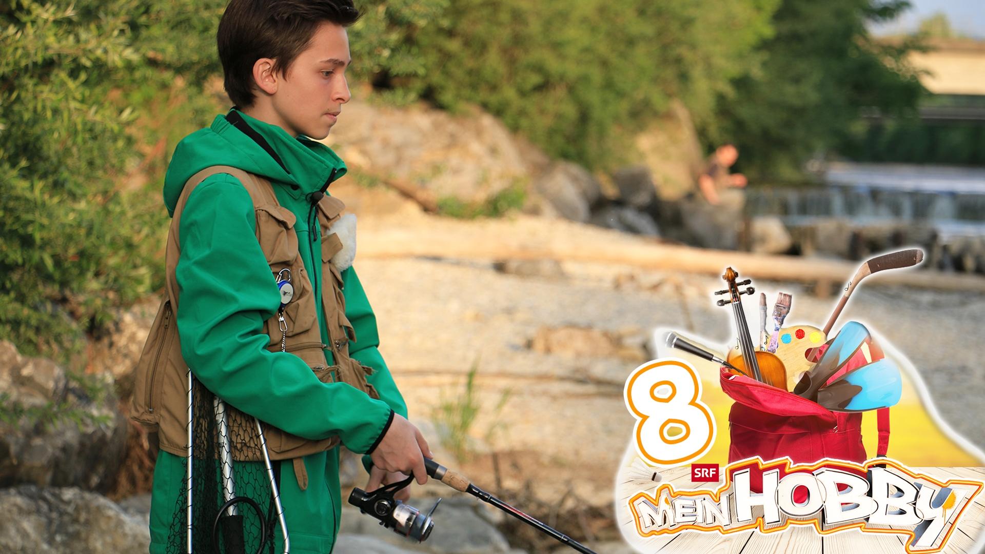Auf Fischfang mit Lauro