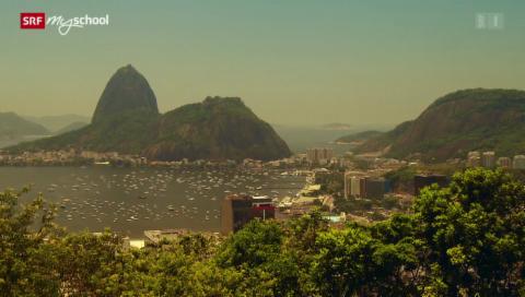Brasilien vor dem Anpfiff