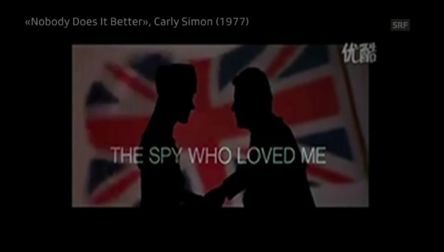 Video ««Nobody Does It Better», Carly Simon (1977)» abspielen