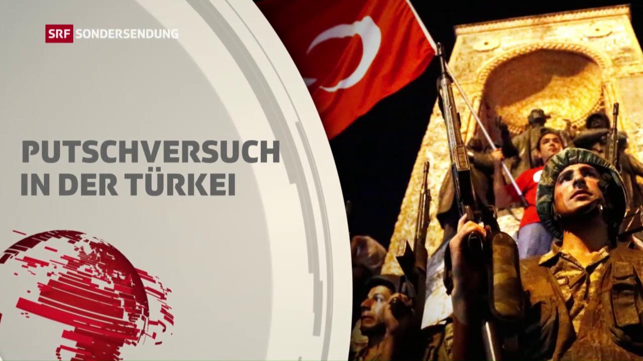 Sondersendung: Putschversuch in der Türkei, 16.07.2016, 20:00