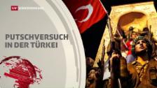 Video «Sondersendung: Putschversuch in der Türkei, 16.07.2016, 20:00» abspielen