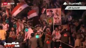 Video «Mursi sitzt in Untersuchungshaft» abspielen