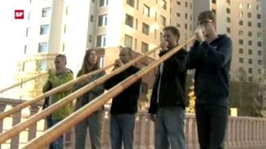 Video «Astana: Stadt in der Steppe» abspielen